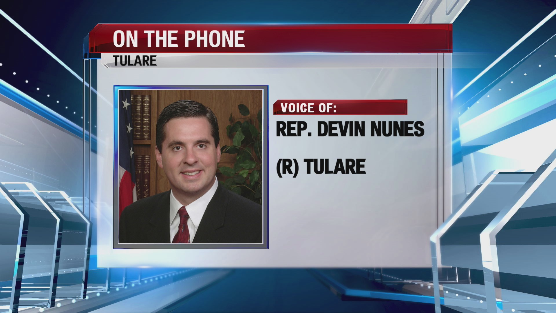 Valley Congressman Devin Nunes Reacts To The Government Reopening