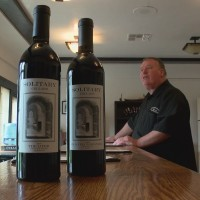 Valley winery blends two different worlds