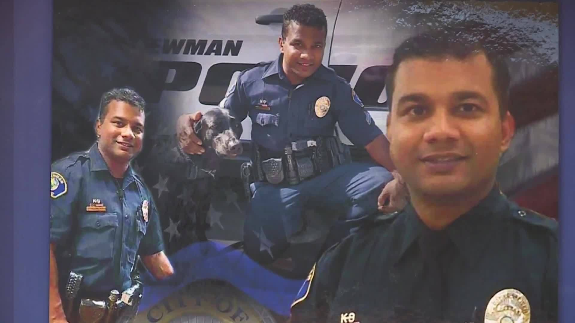Brother of slain Newman officer says America needs to get tough on illegal immigration