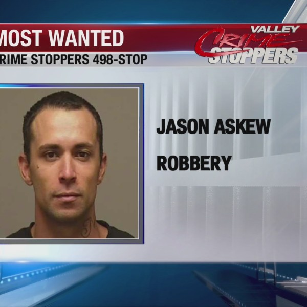 Crime Stoppers Most Wanted: Jason Askew