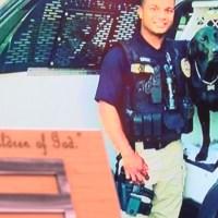 Gustine FFA supports fallen officer