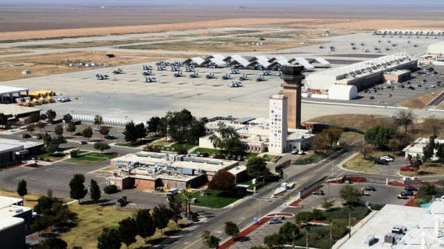 What was the loud, bang sound in Lemoore? The Naval Air Station explains