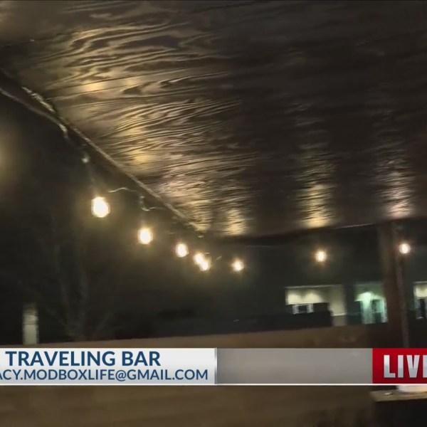 A new traveling bar hits Clovis