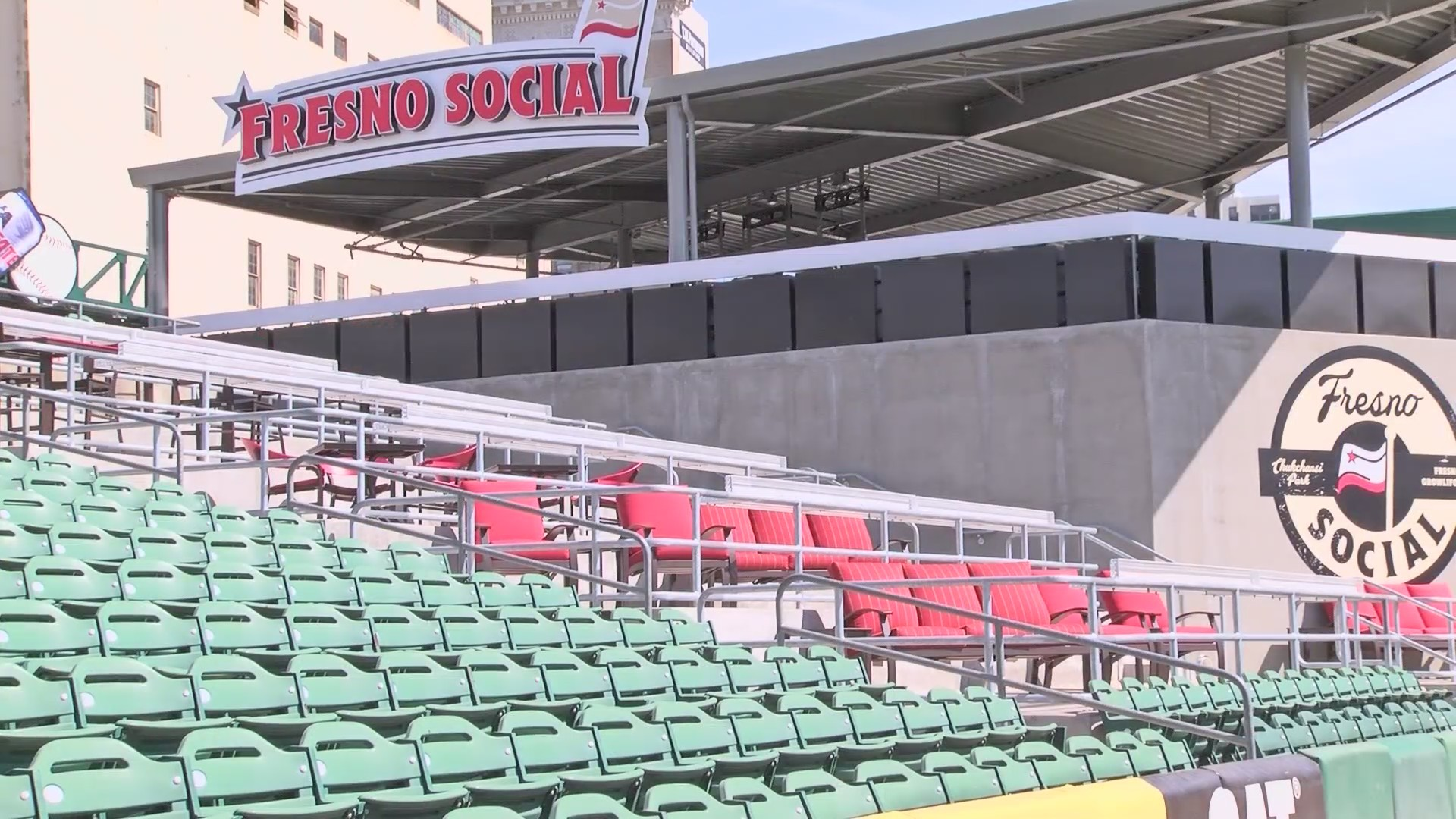 Big changes are coming to Chukchansi Park in Fresno and the ... on