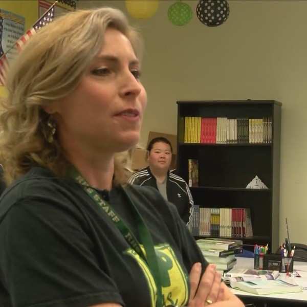 Educator of the Week: Ms. Aimee Bogna from Roosevelt High