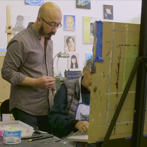 Inspiring the Valley: From France to Fresno, this artist is now inspiring those around him