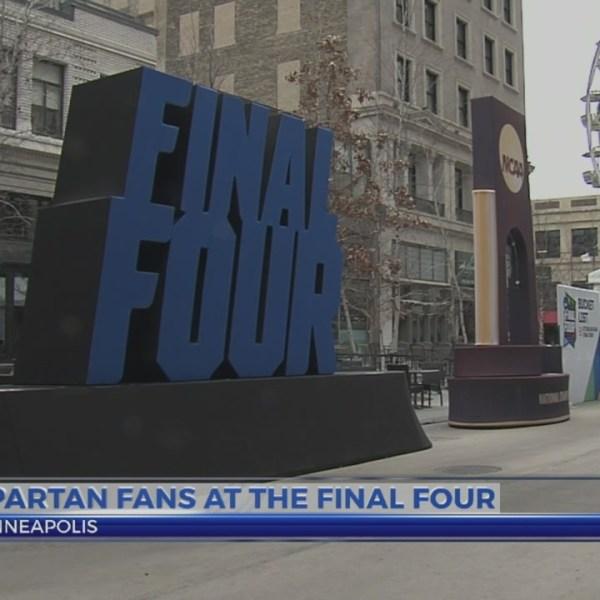 Minneapolis Final Four Fan Zone