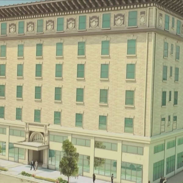New Life For Hotel Fresno