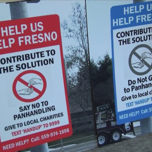 Proposed Resolution to Curb Panhandling in Fresno