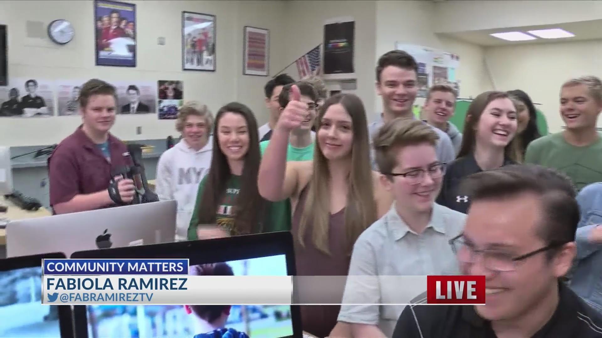 Buchanan High School Emmy