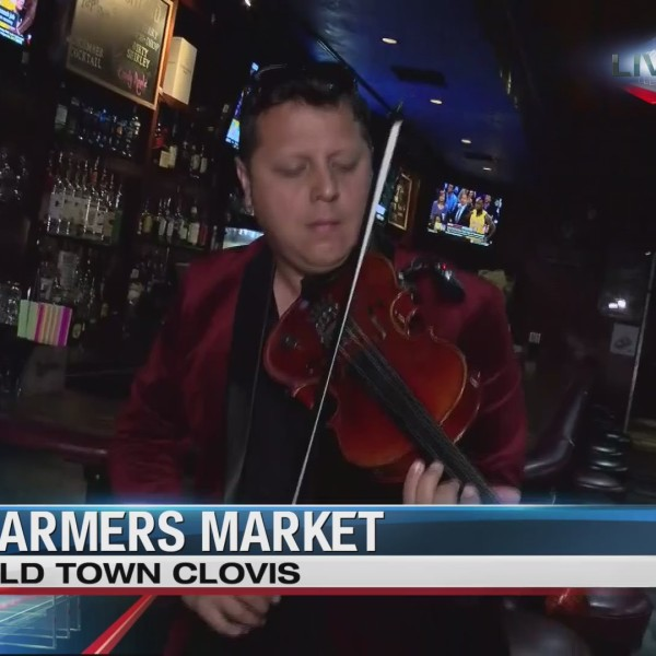 Clovis Farmers Market returns Friday