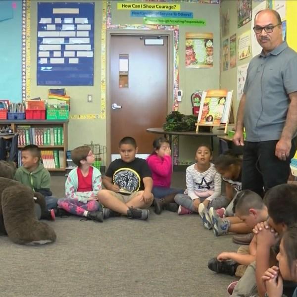 Educator of the Week: Mr. Romero