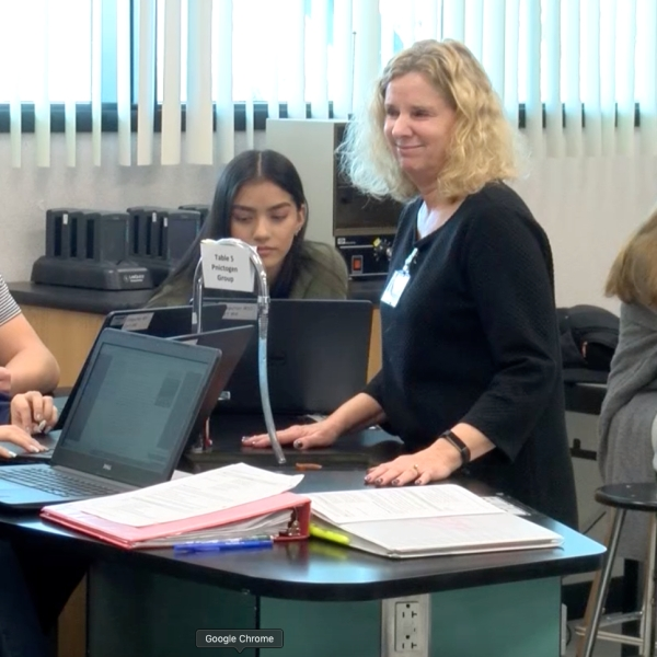 Educator of the Week: Nancy Owen