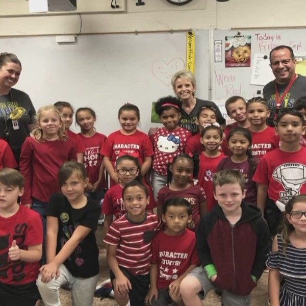 GIRLPOWER: Clovis Unified Superintendent inspires through education
