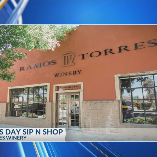 Mother's Day Sip N Shop event benefits students