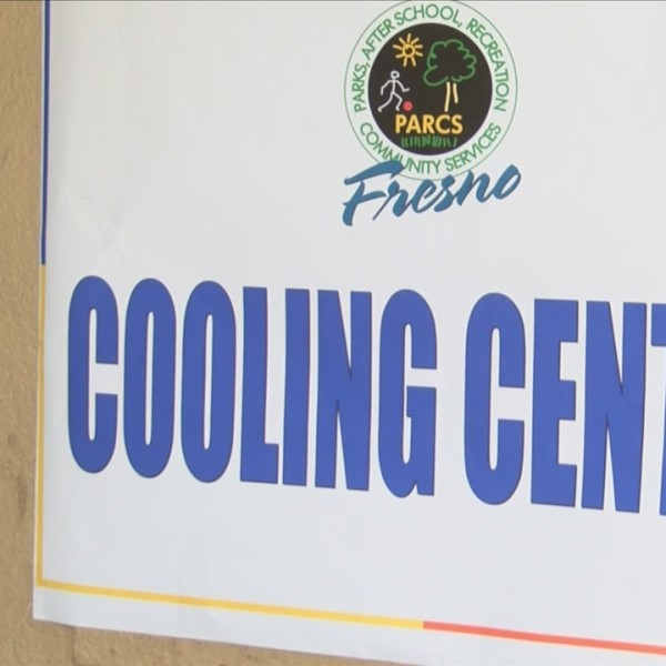 Cooling Centers Open