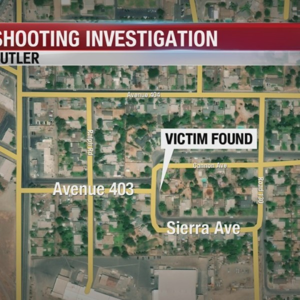 Deadly shooting investigation in Tulare County
