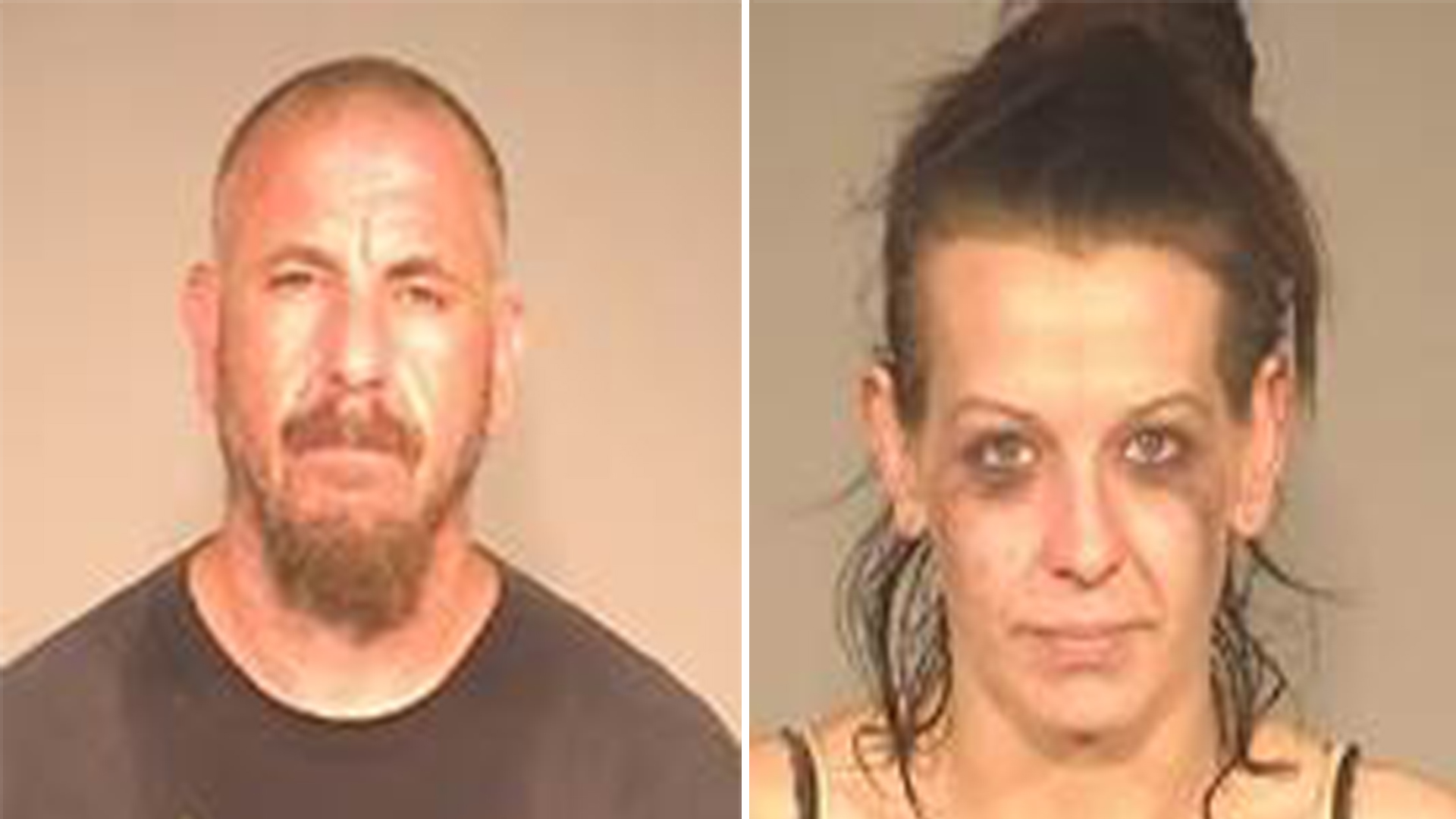 Two arrested in Fresno narcotics bust and gun seizure