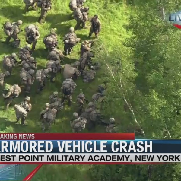 Emergency crews respond to accident near West Point Military Academy