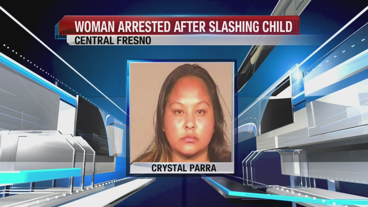 Woman arrested for stashing 6-year-old at birthday party