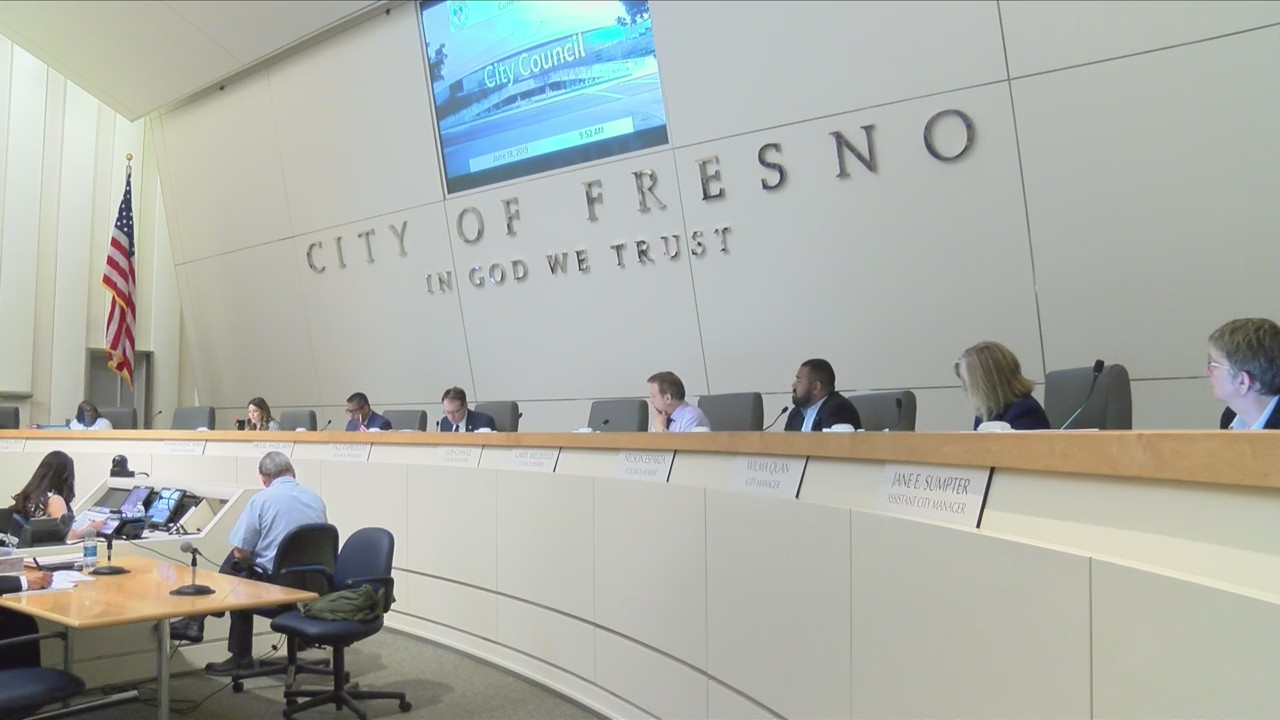 Fresno City Halloween 2020 Fresno City Hall closes to public with exception to city council