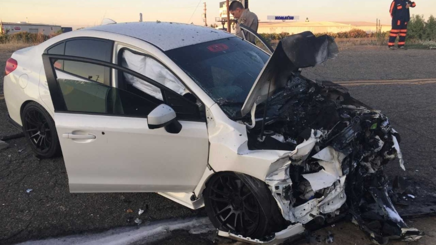 Two women suffer major injuries after possible DUI crash in