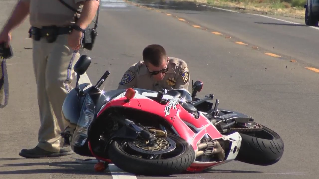 Motorcyclist killed in crash on Highway 41 in Fresno County