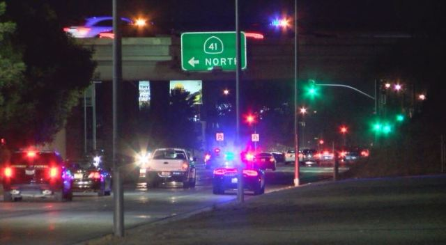 Man seriously injured after pursuit on Highway 41 in Fresno