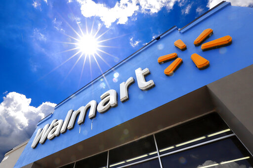 Walmart will trade you a gift card for your old car seat
