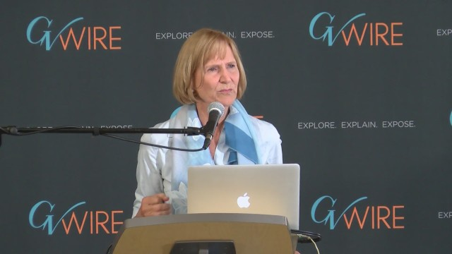 Author Alison Weir speaks at Clovis Community College amidst controversy