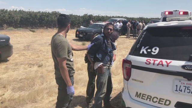 Man accused of shooting a Merced deputy in the chest expected in court
