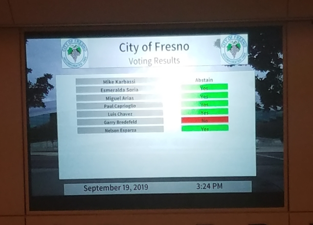 Fresno City Council signs onto DACA support in 5-1 vote