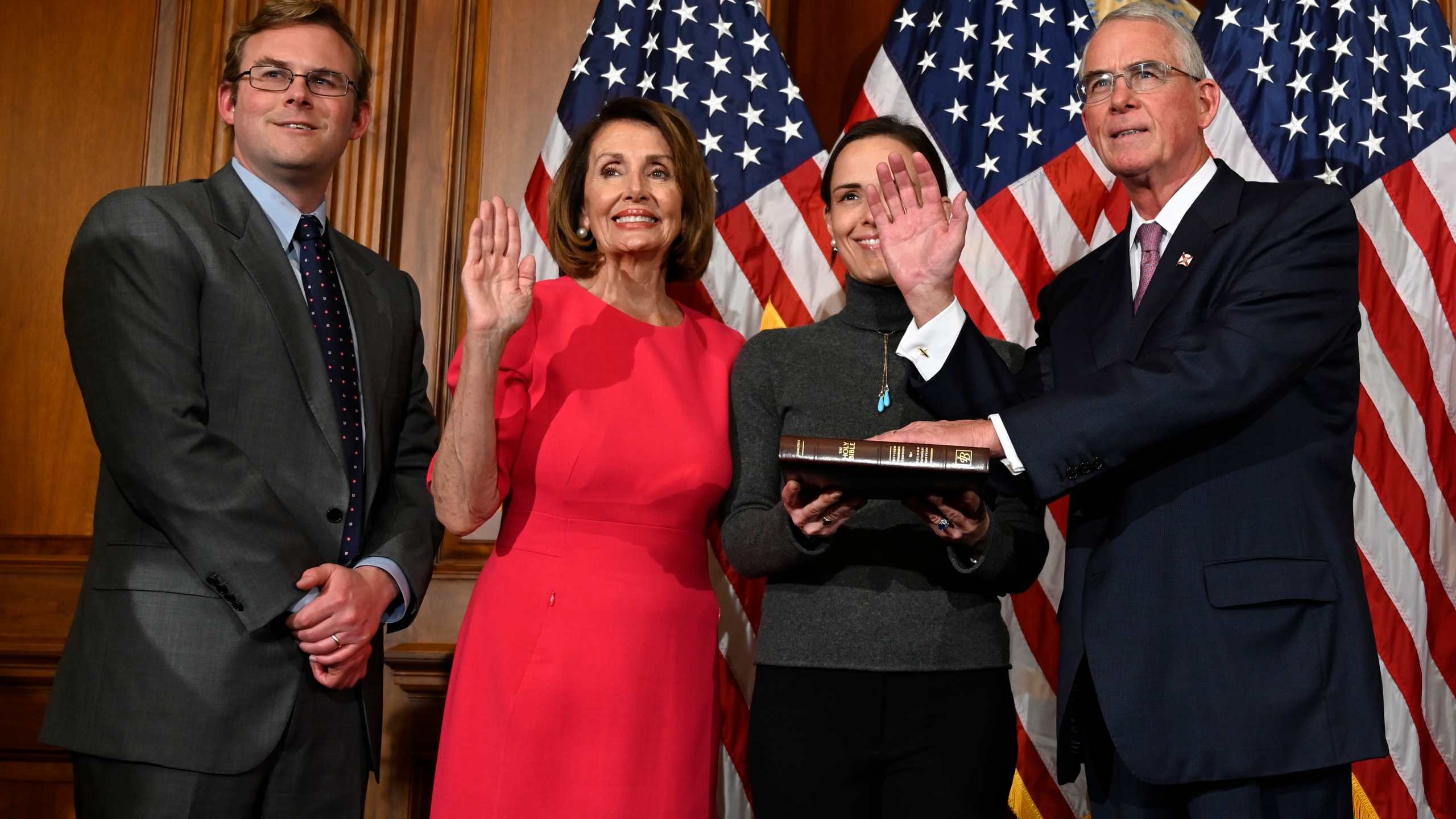 Nancy Pelosi, Francis Rooney
