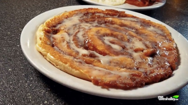 Bailey's Bites: On The Road: Batter Up Pancakes