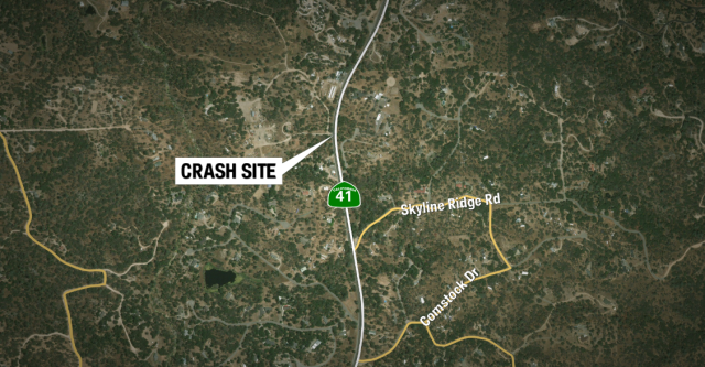70-year-old woman dies after losing control of car