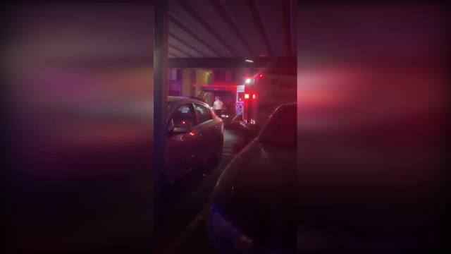 Fresno police investigate shooting at apartment complex near River Park
