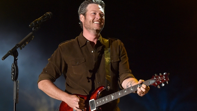 Blake Shelton brings 'Friends and Heroes 2020' tour to Save Mart Center in February