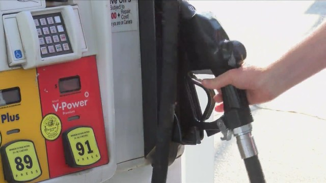 Gas prices up nearly $5 across California. Central Valley residents react