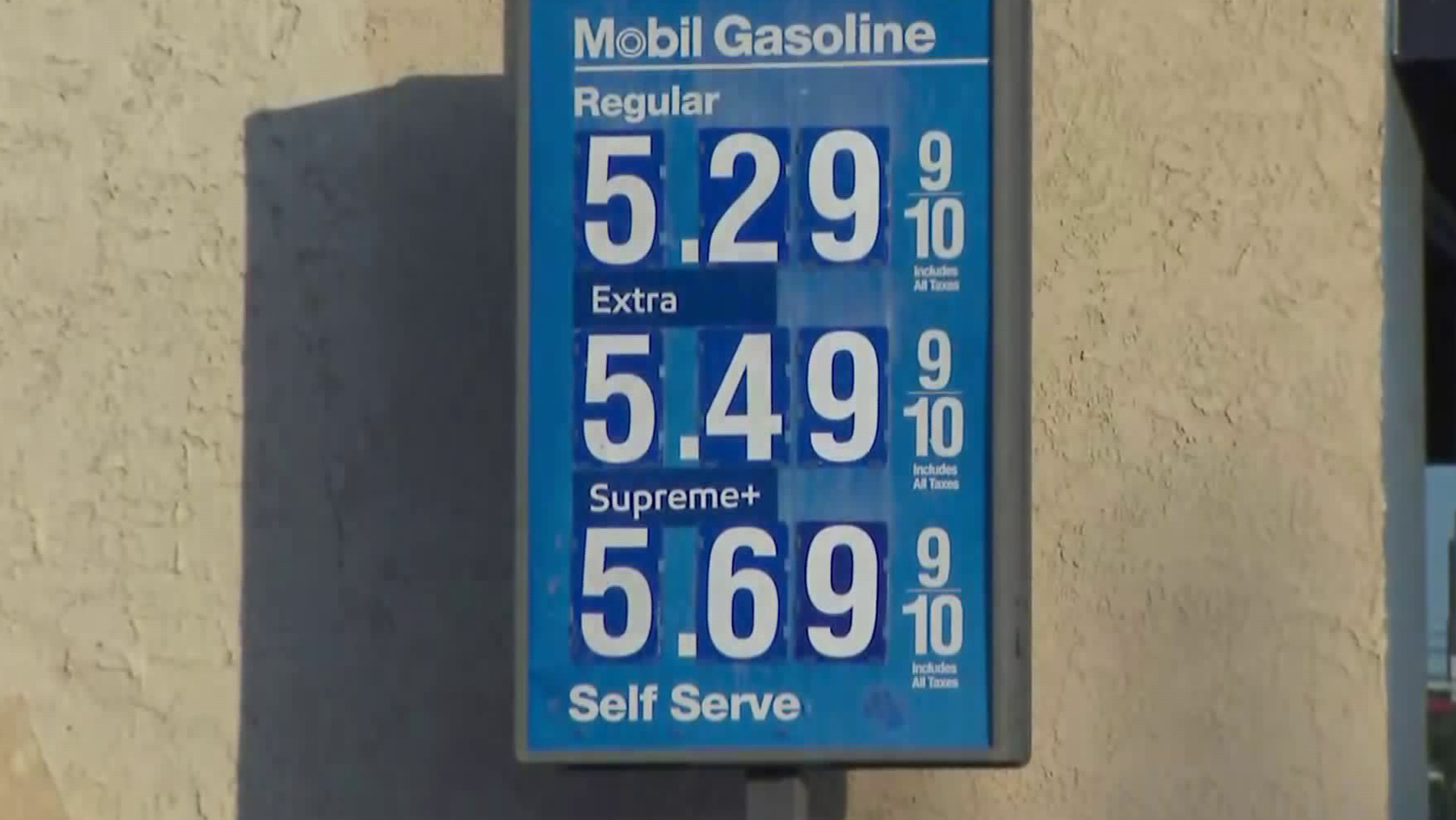 Gas Prices Near 5 At Some California Stations Including Mariposa County Yourcentralvalley Com