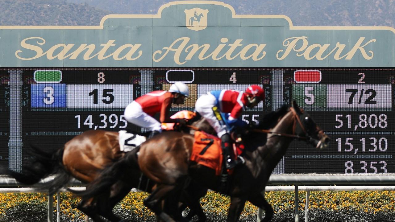 Santa Anita Park In Arcadia Sees 34th Horse Death Since