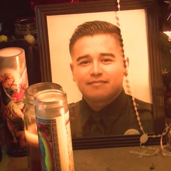 Memorial for Officer Jonathan Diaz