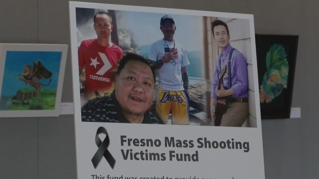 Shooting victims' families thank community for support as city launches GoFundMe campaign