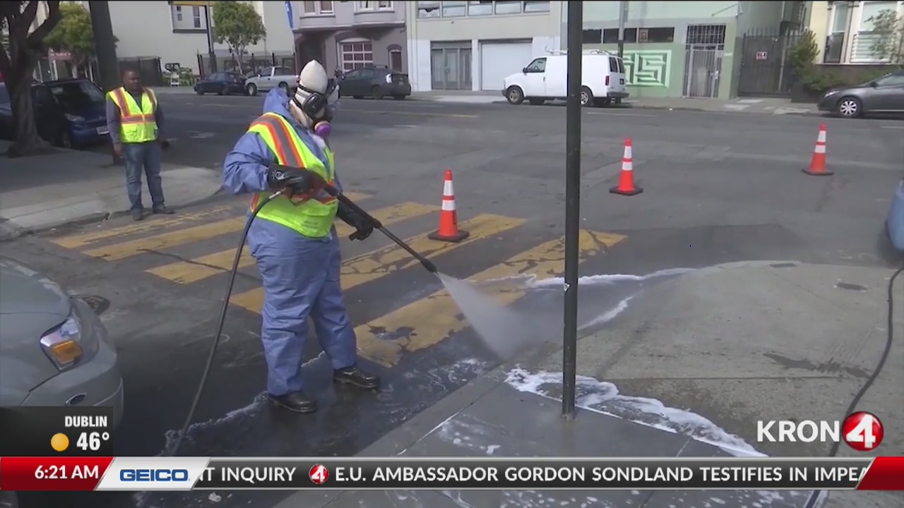 San Francisco S Poop Problem Is Only Getting Worse