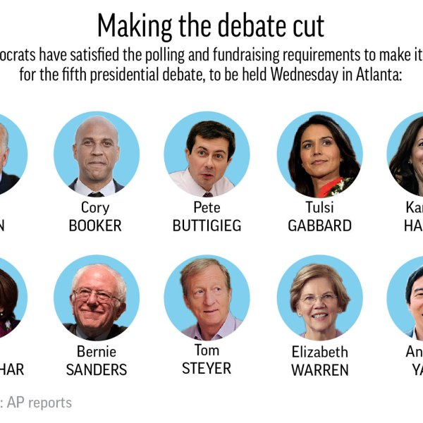 Democrats 5th Debate