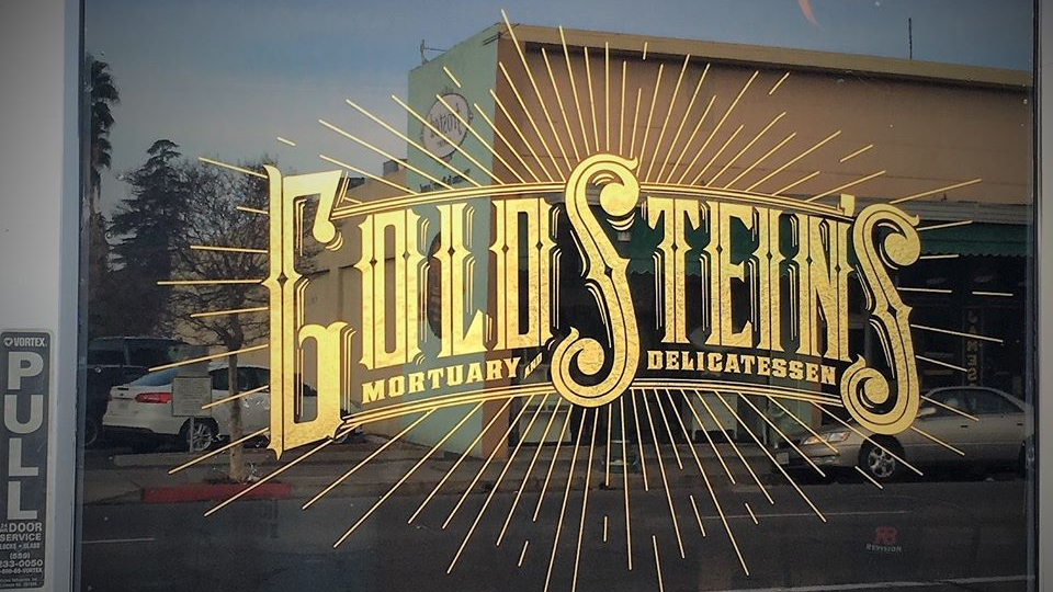 Goldstein's Mortuary & Delicatessen