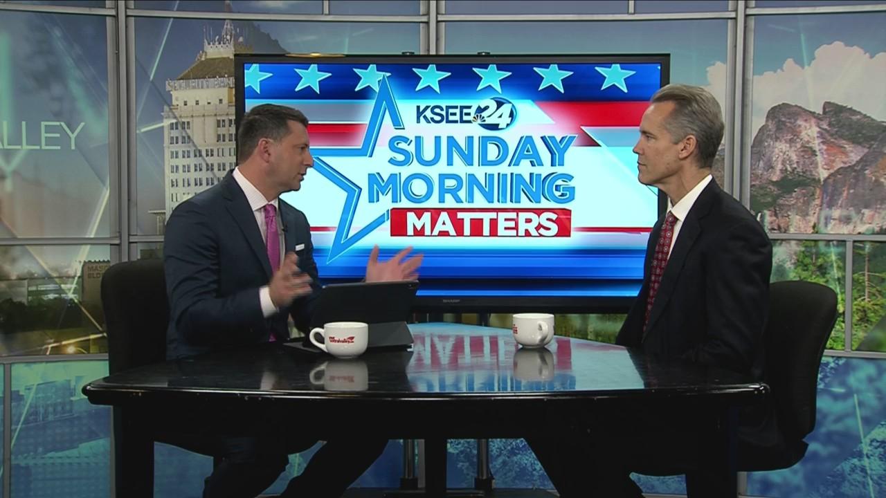 Matt Matern 2020 Presidental Candidate Official Campaign Button Republican