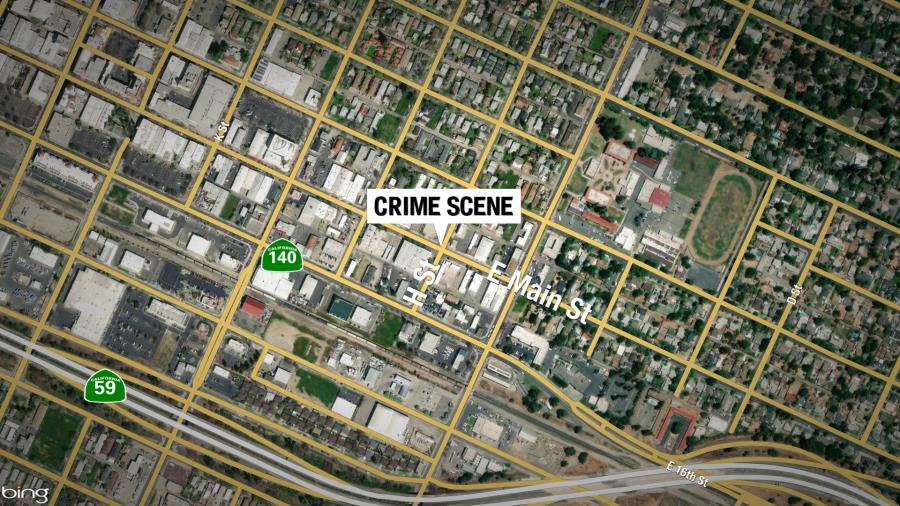 Four juveniles shot in Downtown Merced