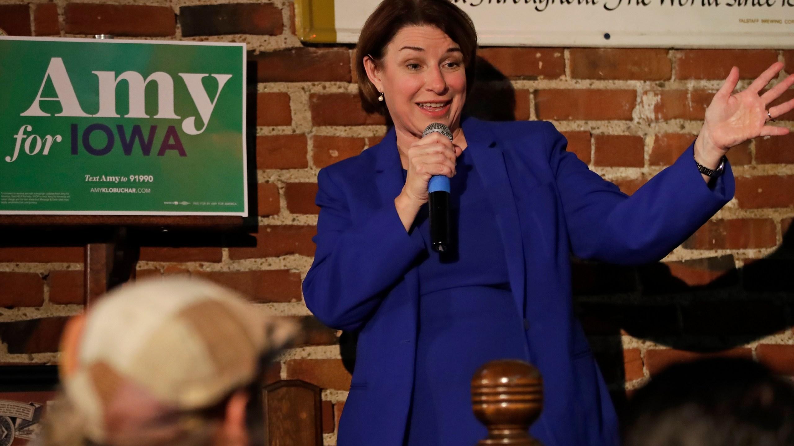 Amy Klobuchar