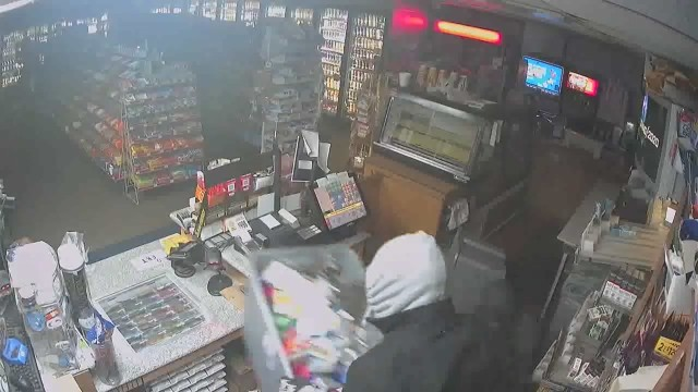 Two tobacco thieves target local gas station, steal hundreds of cigarette packs