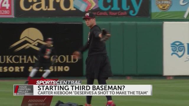 Carter Kieboom: Nationals' starting third baseman?